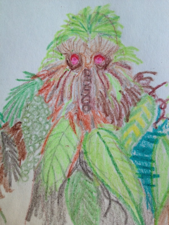 Shambling Mound Portrait