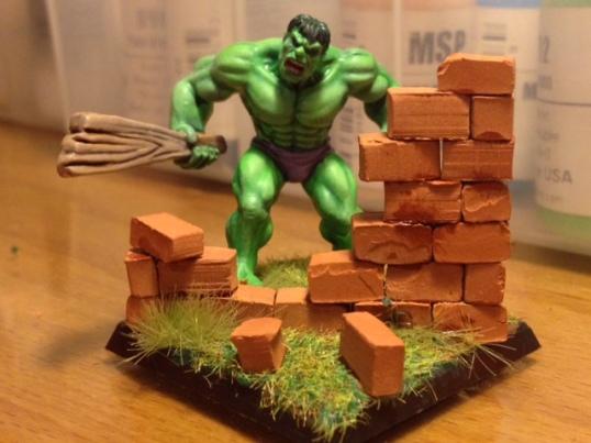 Hulkin' Out